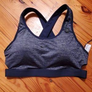NWT RARE Nike Dri Fit CLASSIC Sparkle Shine Bra